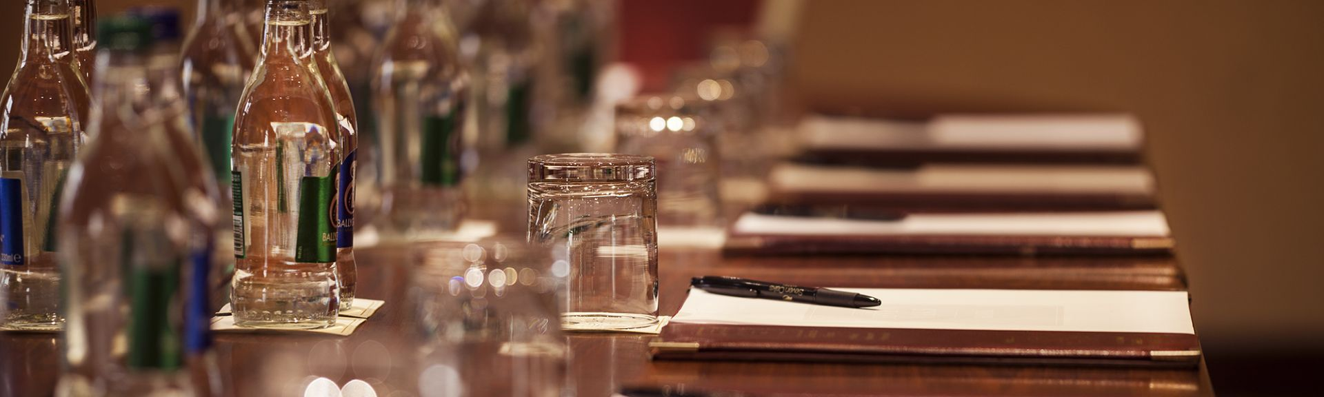 Conferences at the Seven Oaks Hotel