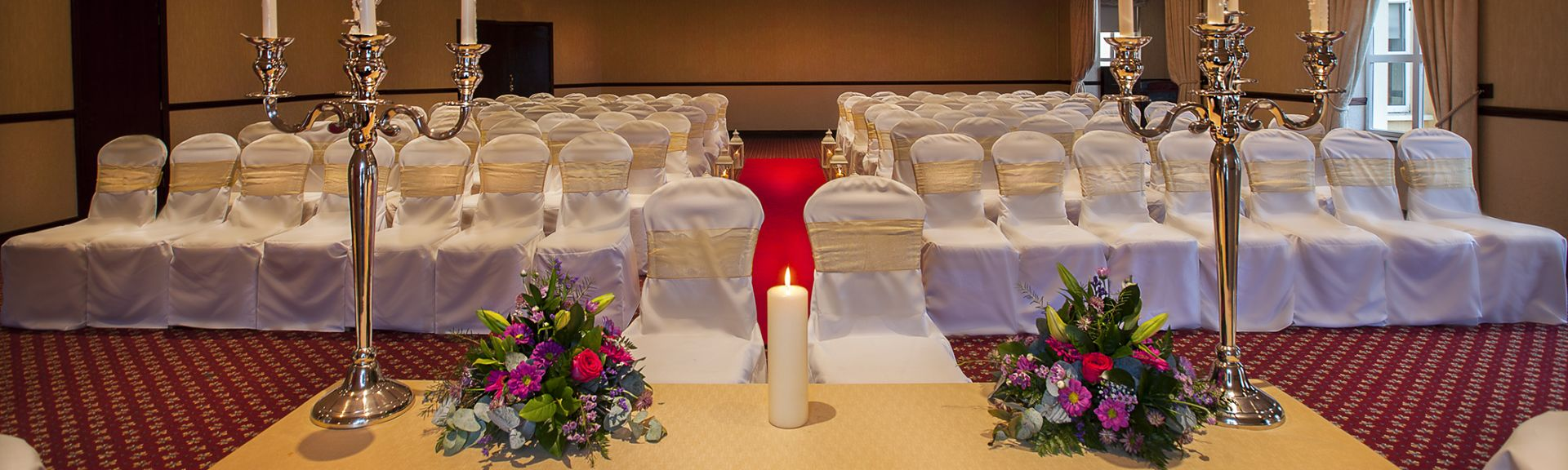 Civil Ceremonies Seven Oaks Hotel